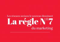 La régle 7 social média et le marketing