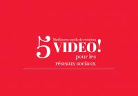 Montage video pour les réseaux sociaux