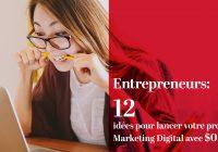 12 idées pour travailler a domicile