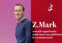Mark lance un nouveau platforme pour les ecommercants