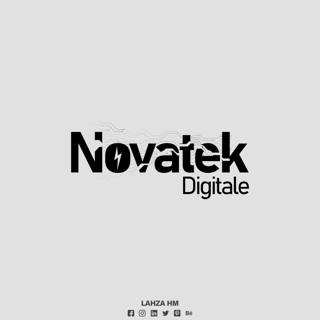 Novatek digital projet site web clé en main - agence lahza hm 1