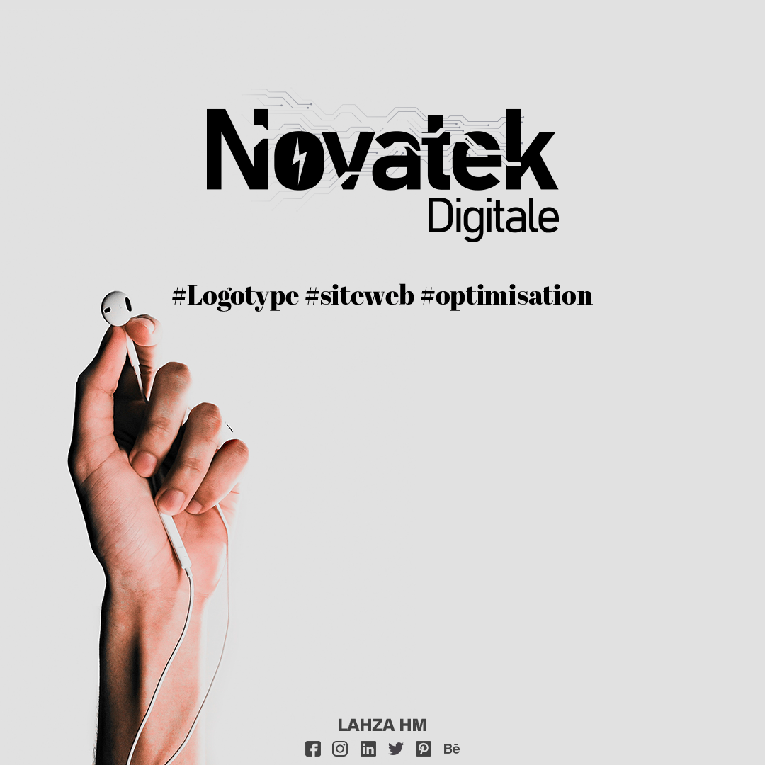 Novatek Digitale - Site web Ecommerce - France