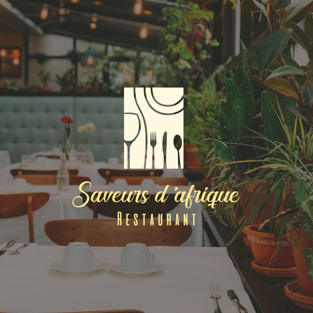 Conception d'un logotype d'un restaurant