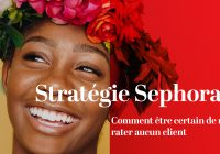 stratégie marketing sephora pour avoir plus de client