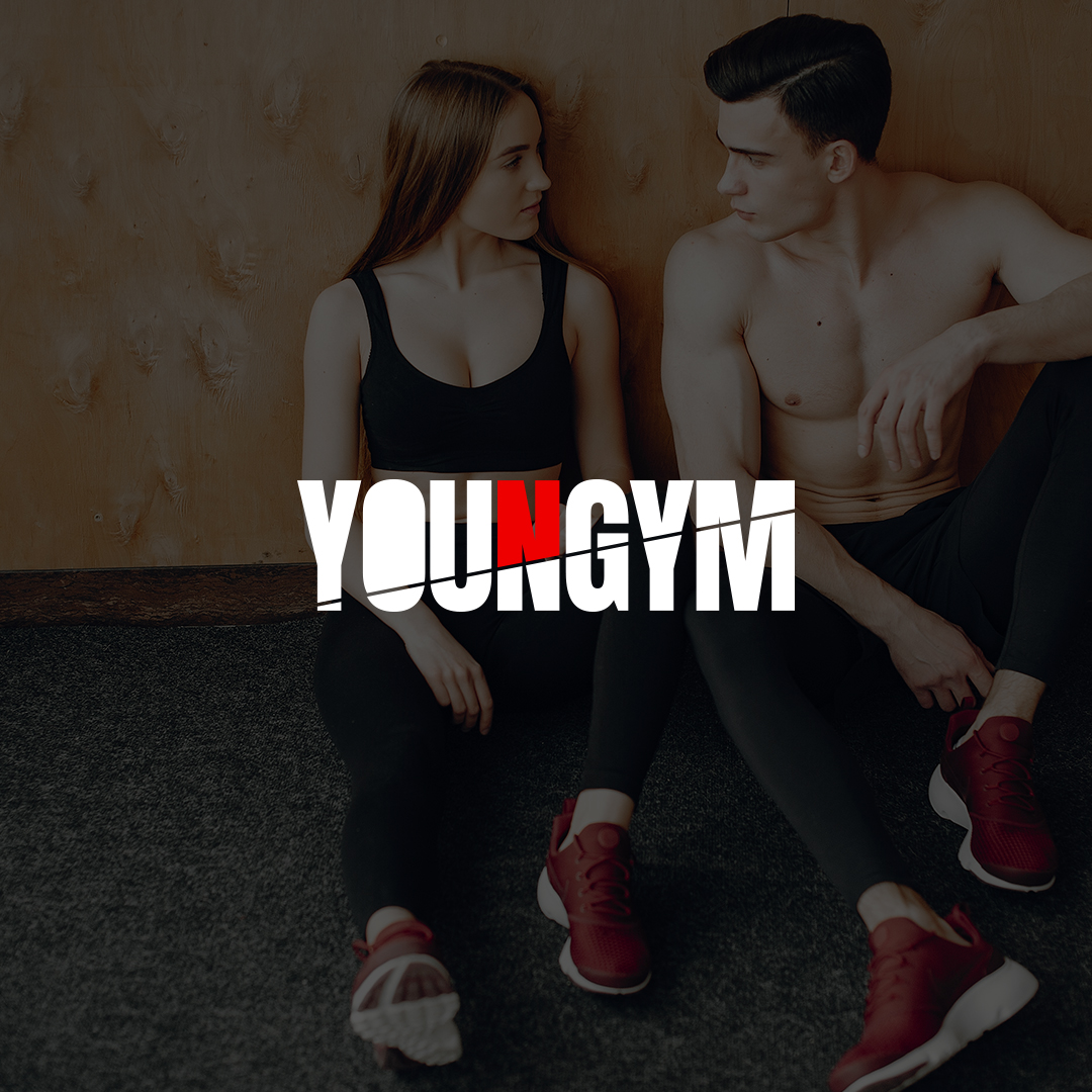 Youngym - Design Graphique - France