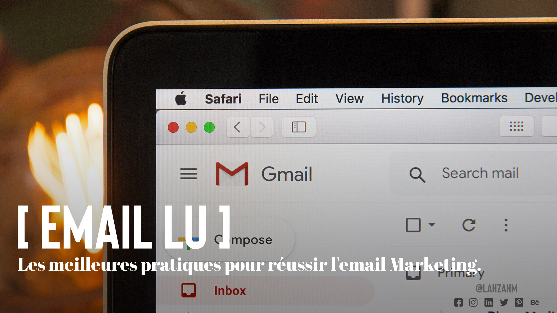 Découvrez les meilleures pratiques en matière de marketing par e-mail !