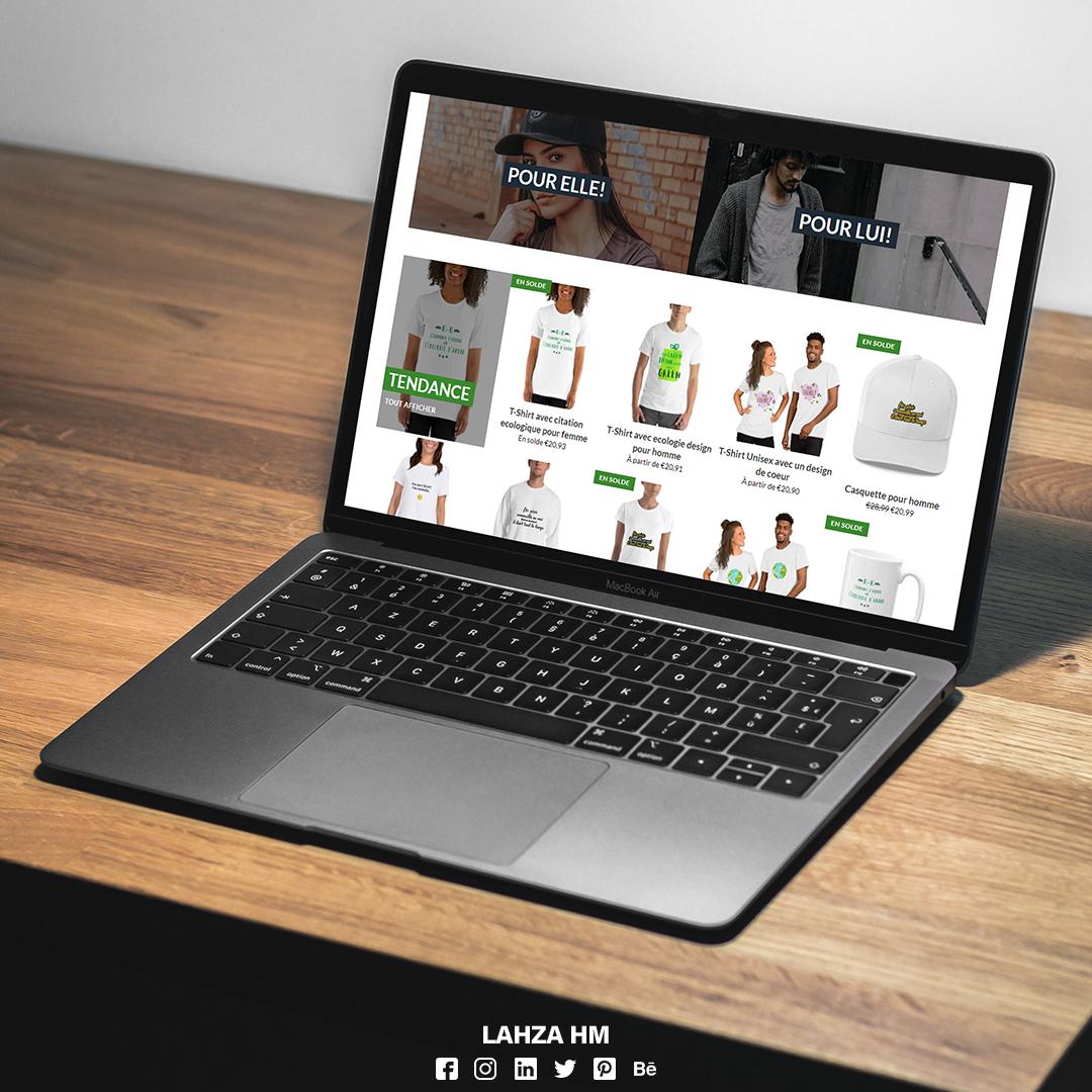 Créer un site web à votre image !