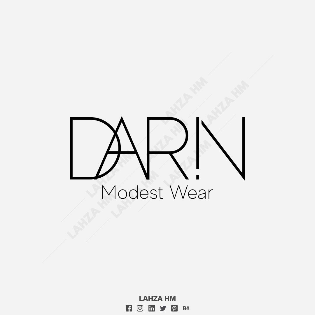 Darin Modest Wear - Site web - France
