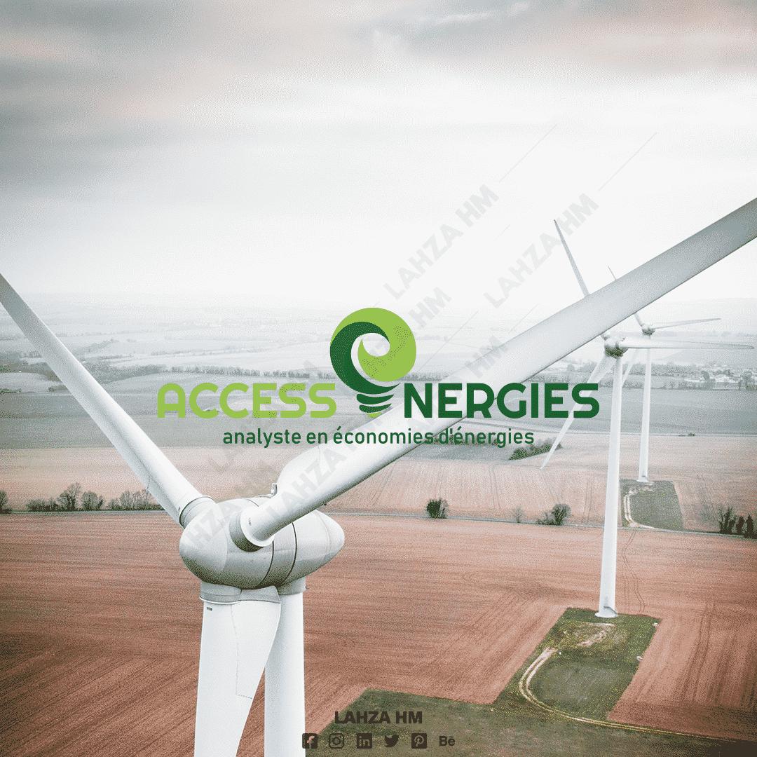 Energy Acess Logo France