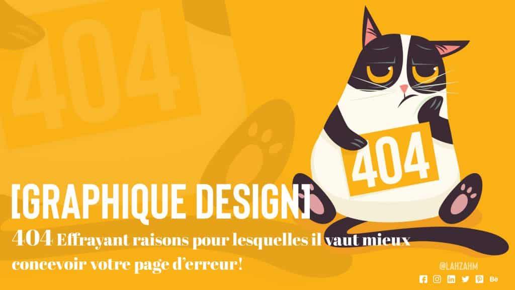#404# Effrayants raisons pour lesquelles il vaux mieux concevoir votre page d'erreur !