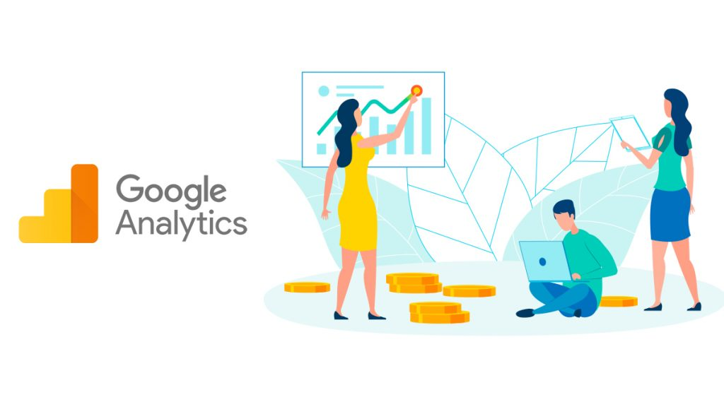 Conversion organique par Google Analytics