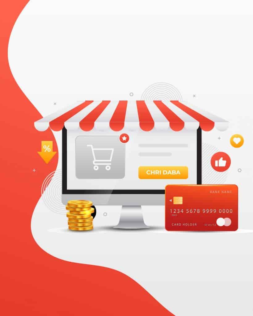 Création des sites ecommerce